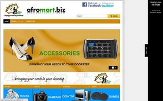 Afromart.biz Test site